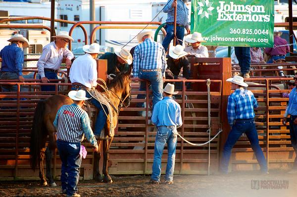 Enumclaw Rodeo 8-23-14