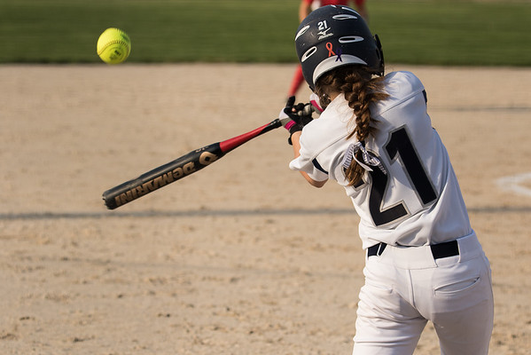 CC Softball vs Clinton Prairie 2015-5-6