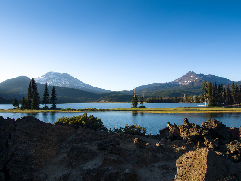 Spark lake