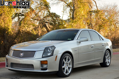 McCall's 1st Gen CTS-V