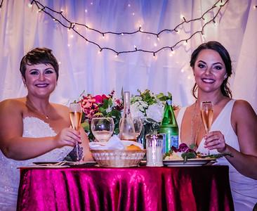 Dalene/Vicky Wedding