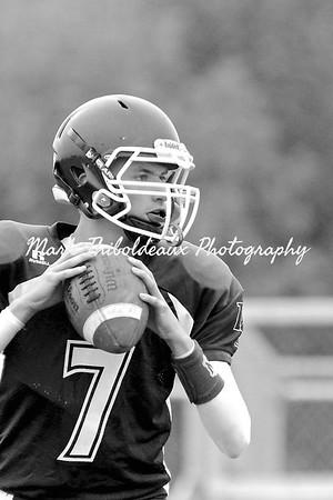 Lampeter-Strasburg Junior High Varsity Football v. M. Central 10.9.13