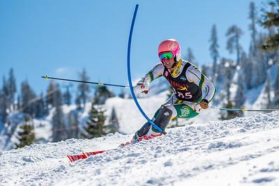 NIAA State Championships Slalom