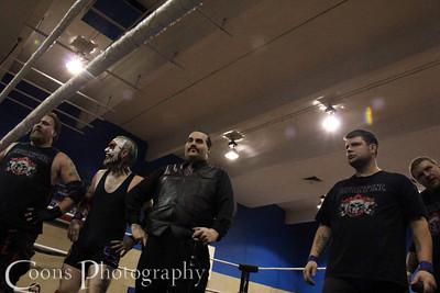 Jimmy Meaz's Tough Guy Championship Invitational