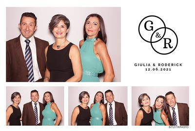 Giulia + Roderick