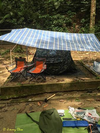 2017-04-22 Sungai Congkak Camping 2d1n
