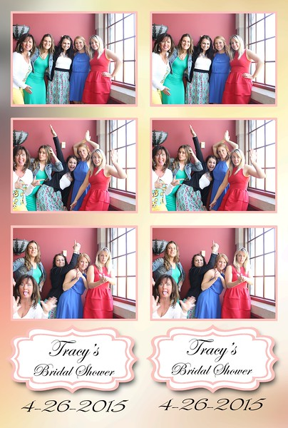 Tracy's Bridal Shower