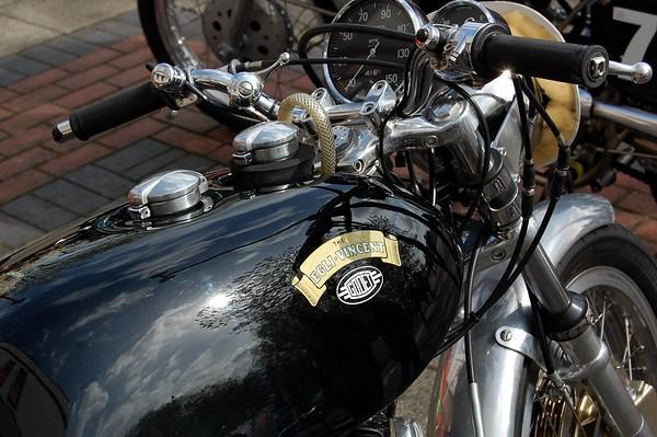 Northwich Thundersprint Bike Show 2009