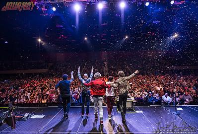 Journey - Etess Arena - Atlantic City , NJ 9.27.19