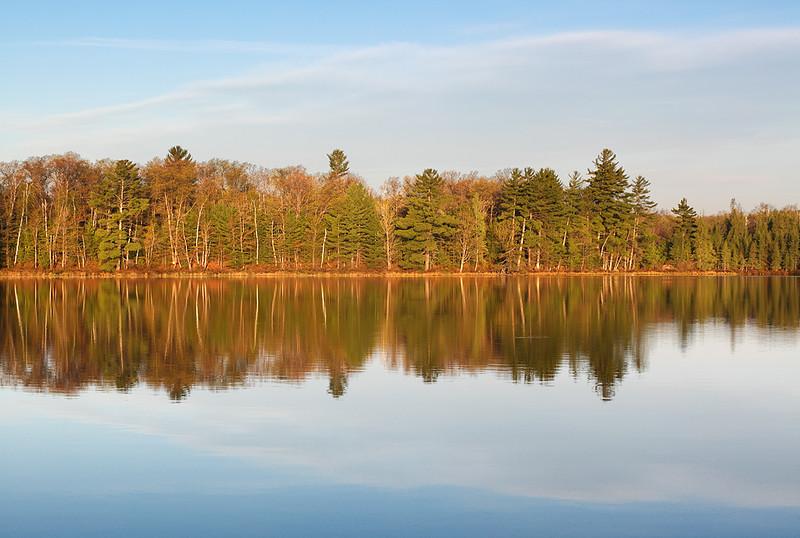 McGrath Lake (Northern Highland American Legion State Forest - Wisconsin)