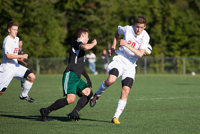 Hawken Boy's Soccer '13