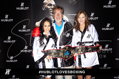 Hublot Studio Booth May 2nd