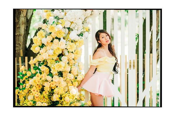 RX Barbie The Floral Escape