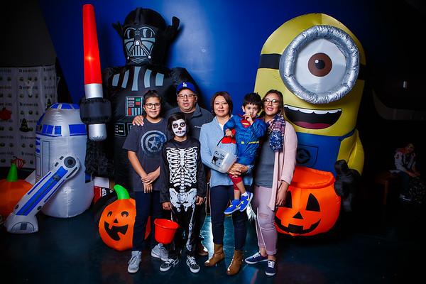 2017 RBM Halloween Party - Aquarium