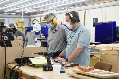 Introduction to CNC with Randy Johnson