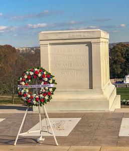 2018 Wreath Laying Ceremony, Arlington National Cemetary