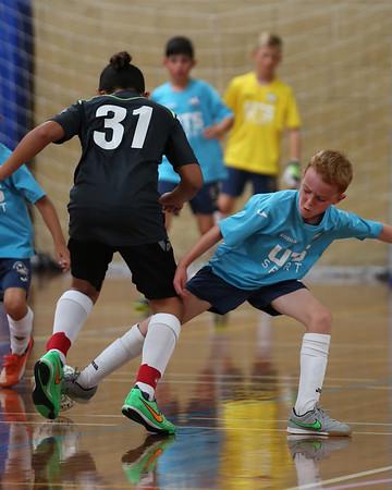 2016 0123 - Futsal PL UTS NFC v Enfield