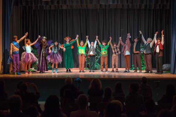Eve's Theatre Class