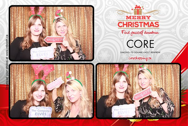 The Core Christmas Party 2017