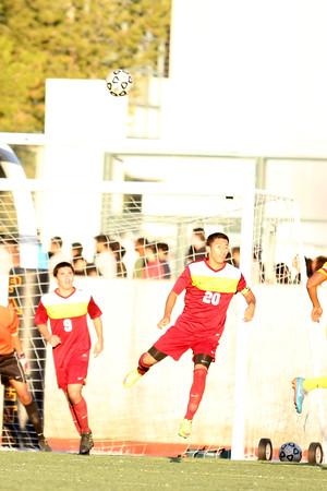 PCC Mens Soccer 11/4 vs LA Harbor