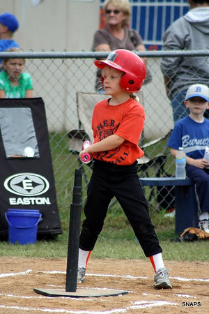 T-Ball Burnett vs Cherry