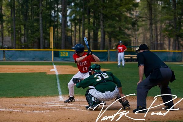 Methodist University Baseball vs Shenandoah