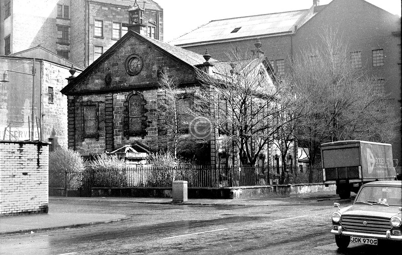 St Andrew's-by-the-Green.  25 March 1973