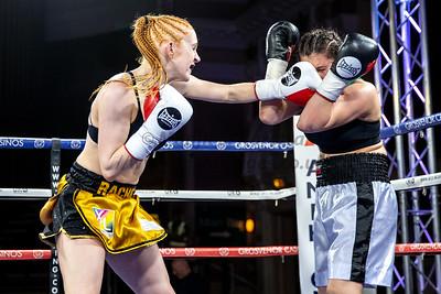 Rachel Ball vs Monica Atonik
