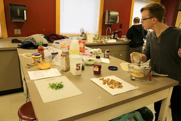 Erika Jones's Culinary Class