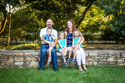 The Baker Family : Raleigh, NC