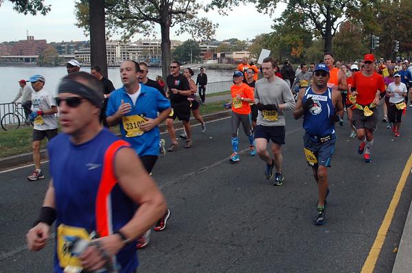 Marine Corps Marathon 2013 - Photos by Joelle Solar
