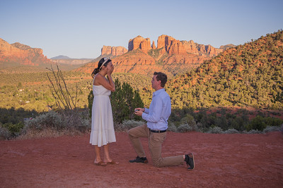 Preston & Andie's Engagement Photos