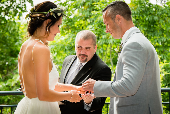 3 - Ceremony At Red Butte Gardens