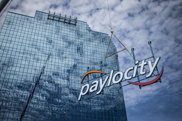 03.28.17 - Paylocity Corporate HQ Sign