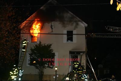 Winthrop, MA - 2nd Alarm, 108 Almont Street, 11-7-05