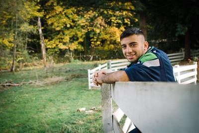 Javier S Senior Photos