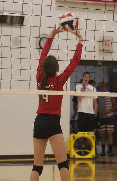 Potosi @ Highland Volleyball 8-27-19