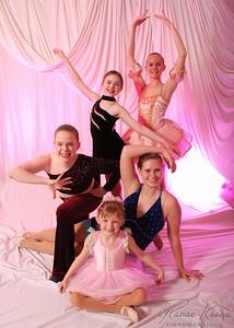 Kinetic Energy Dancers