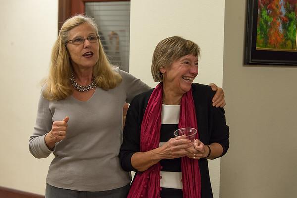 Pam Grossman's Farewell