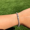10.50ctw Round Brilliant Diamond Tennis Bracelet 28
