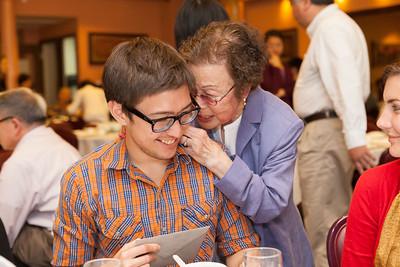 2013-05-18 Stephen grad dinner