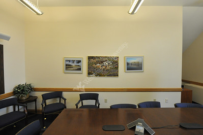 28361 - Stewart Hall Conference Room / Hallway Picture Frames