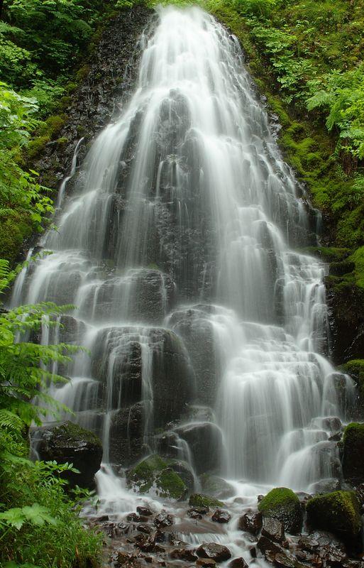 Wahkeena Falls 05/05