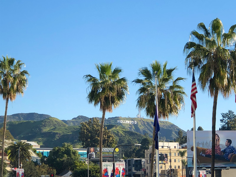 Day 02 - Hollywood