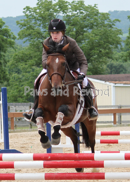Hunter Ring:  Itty Bitty Jumpers (Thursday)