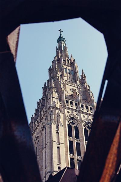 East Liberty Presbyterian Church through Joy Of Life by Virgil Cantini