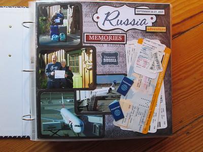 Russia Scrapbook 2/22/2016