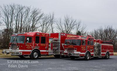 Logan Vol Fire Co. of Pedricktown, Salem County NJ, Engine 3-1