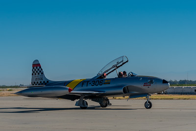 Ace Maker Airshows T-33 Shooting Star