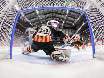 2/2/19 Komets vs. Rush